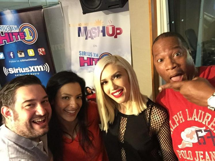 Stanley T Photos Photos - SiriusXM Hits 1's The Morning Mash Up ...