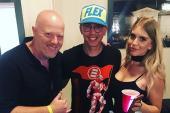 KLLY Bakersfield Welcomes Logic & Jorge Blanco