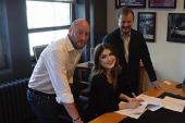 Elle Winter Signs With RED MUSIC