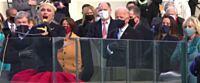 Lady Gaga Performs At Biden Inaugural