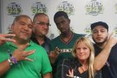 King Combs Rolling At WiLD 94.1/Tampa