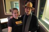 Cris Cab Visits KBBT and Brandi Garcia