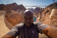 WZMX (Hot 93.7)/Hartford PD DJ Buck Visits Hoover Dam