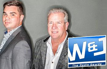 Ken Webster Jr. & Steve Johnson
